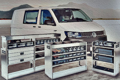 Is it easy to custom accessorise a commercial vehicle?