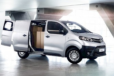 Toyota Proace Leasing Deals from Your Finance Friend